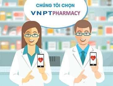 phần mềm quản lý nhà thuốc VNPT